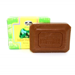 Натуральное мыло для лица с экстрактом Нони