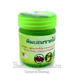 Антистрессовый травяной ингалятор с эфирными маслами
