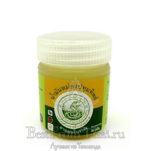 Тайский лечебный бальзам на основе пчелиного воска (30 гр)