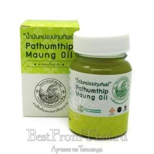Тайский лечебный бальзам на основе пчелиного воска (60 гр)
