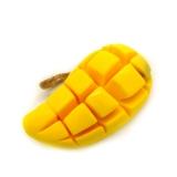 Натуральное мыло в форме фруктов манго