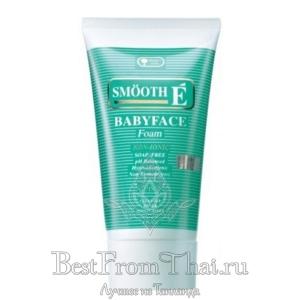 Smooth-E Baby Face Foam 60 ml