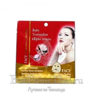 Регенерирующая тканевая маска FACY Gemstone Healing Tissue Mask