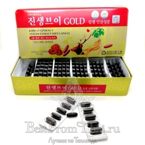 Экстракт корейского красного женьшеня с пантами и рейши