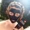 Тайская черная маска-пленка Moods с углем бамбука
