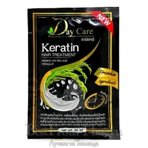 Экспресс-уход для волос с кератином и силиконом