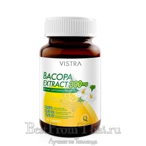 Экстракт бакопа монье 300 мг
