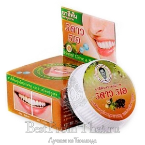 Зубная паста с экстрактом нони