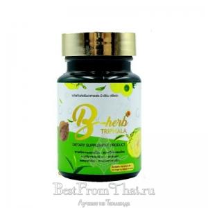 Detox Triphala B-herb 30 таблеток