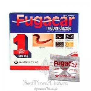 Антипаразитарный препарат Fugacar