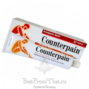Болеутоляющая мазь Counterpain 120 гр