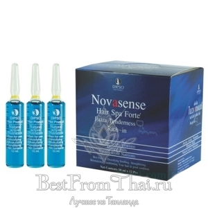 Ампула Dipso Novasense Hair Spa Forte