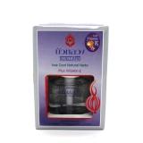 Натуральное травяное покрытие для волос c витамином Е
