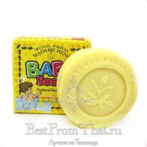 Детское мыло от Madame Heng
