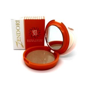 zendori -экстра защитная пудра с SPF 30 3 тон