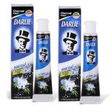 Зубная паста Darlie - Сияние и блеск с углем 2 шт по 140 гр