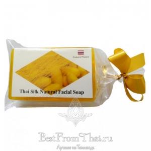 Мыло с тайским шелком и витамином Е 50 гр
