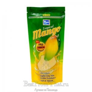 Скраб для тела yoko tropical mango spa salt