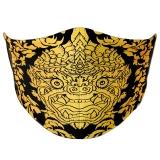 Дизайнерская защитная маска №2