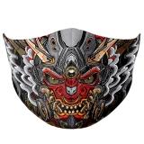Дизайнерская защитная маска №4