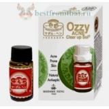 """Антибактериальное масло """"ozzy solution"""" от Мадам Хенг"""