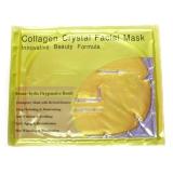Коллагеновая маска с био-золотом для лица