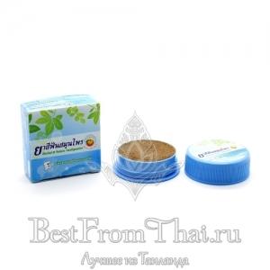 Органическая зубная  паста 25гр