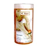 Соляной скраб с Апельсином K.SEEN