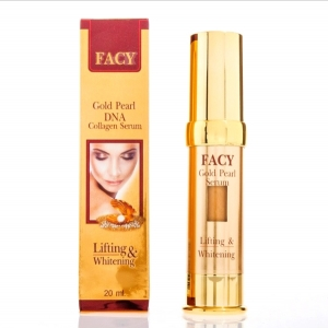 FACY  gold pearl collagen DNA  serum  20 ml