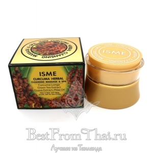 ISME Травяное очищение massge & SPA 80гр