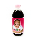 Укрепляющий детский сироп с антипаразитарным действием