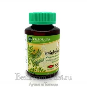 Khi Leg (Кассия) натуральное лекарство для лечения бессоницы