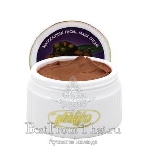 Крем-маска с экстрактом мангостина