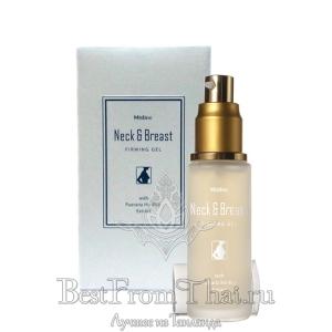 Укрепляющий гель для кожи шеи и груди с пуэрарией мирификой Mistine 30 мл
