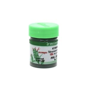 """Тайский зеленый бальзам """"WANGPHROM""""5 ГР"""