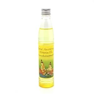 Массажное масло с имбирем и куркумой