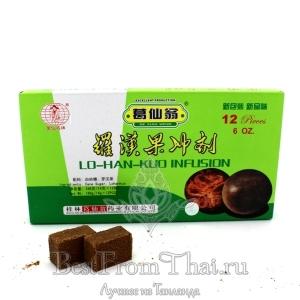 Чай для лечения простуды Lo Han Kuo