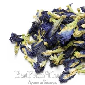 Синий чай 50гр - Клитория Тройчатая (Анчан)