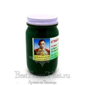 Зеленый тайский бальзам от доктора Мо Синк 300мл