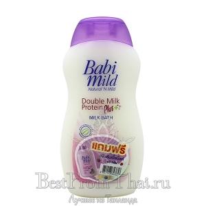 """Крем для ванны """"двойное молоко + протеины"""""""
