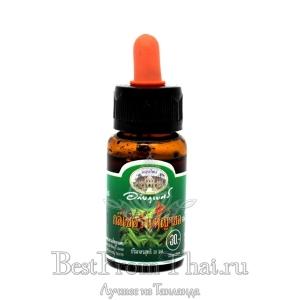 Глицериновые капли Payayor для орального применения с тайскими травами