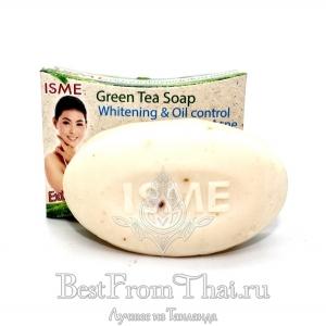 Мыло для проблемной кожи ISME зеленый чай