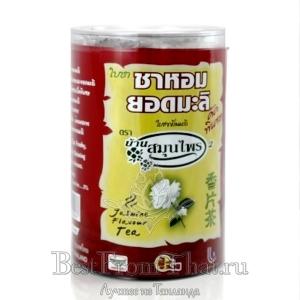Зеленый чай с ароматом тайского жасмина