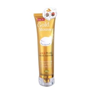 Очищающая пенка для лица Facy Gold Mousse