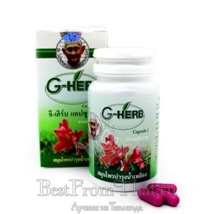 Онкопротектор G-herb лечение рака