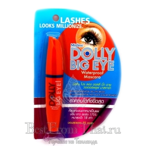 "Тушь ""Dolly big eye"""