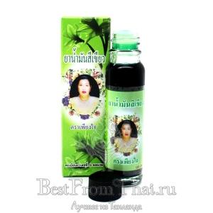 Зеленый масляный бальзам  Phengjai