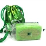 """Антибактериальное мыло """"зеленый чай"""" от Мадам Хенг"""