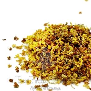Чай из цветков османтуса