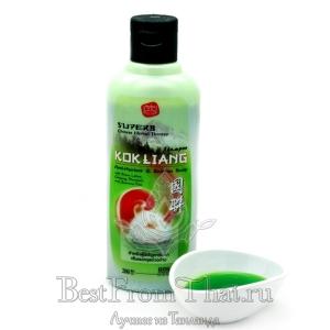 Безсульфатный шампунь от выпадения волос Kokliang